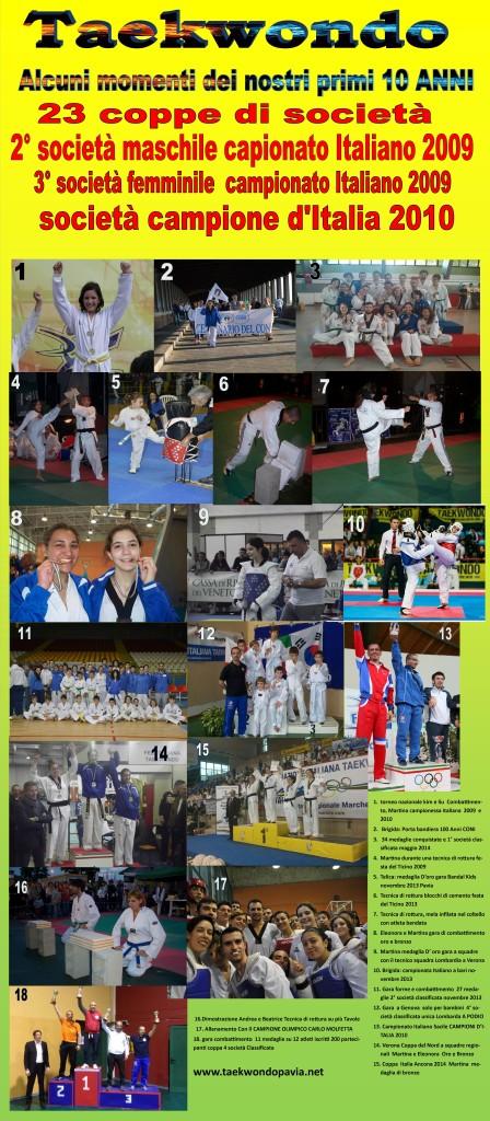 taekwondo campus